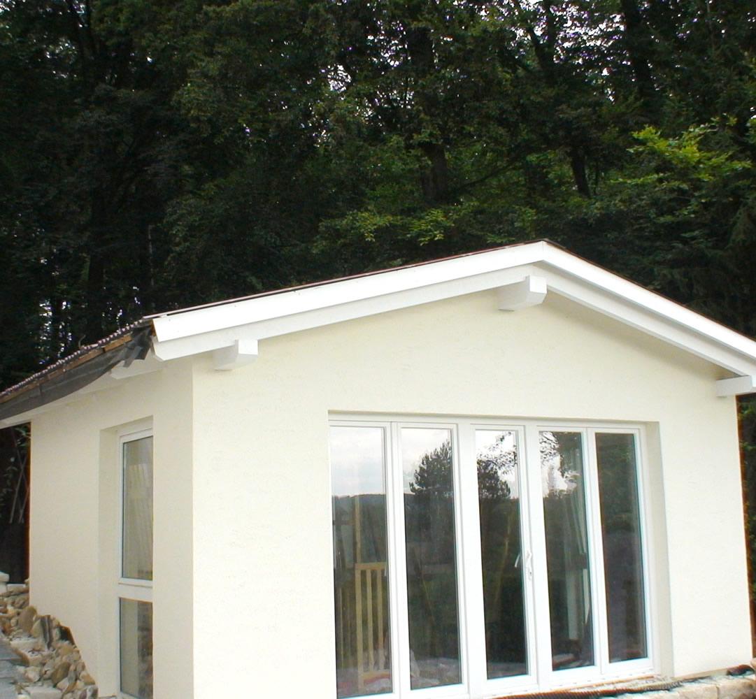 fassadenanstrich maler edelweiss malerfachbetrieb und renovierung. Black Bedroom Furniture Sets. Home Design Ideas
