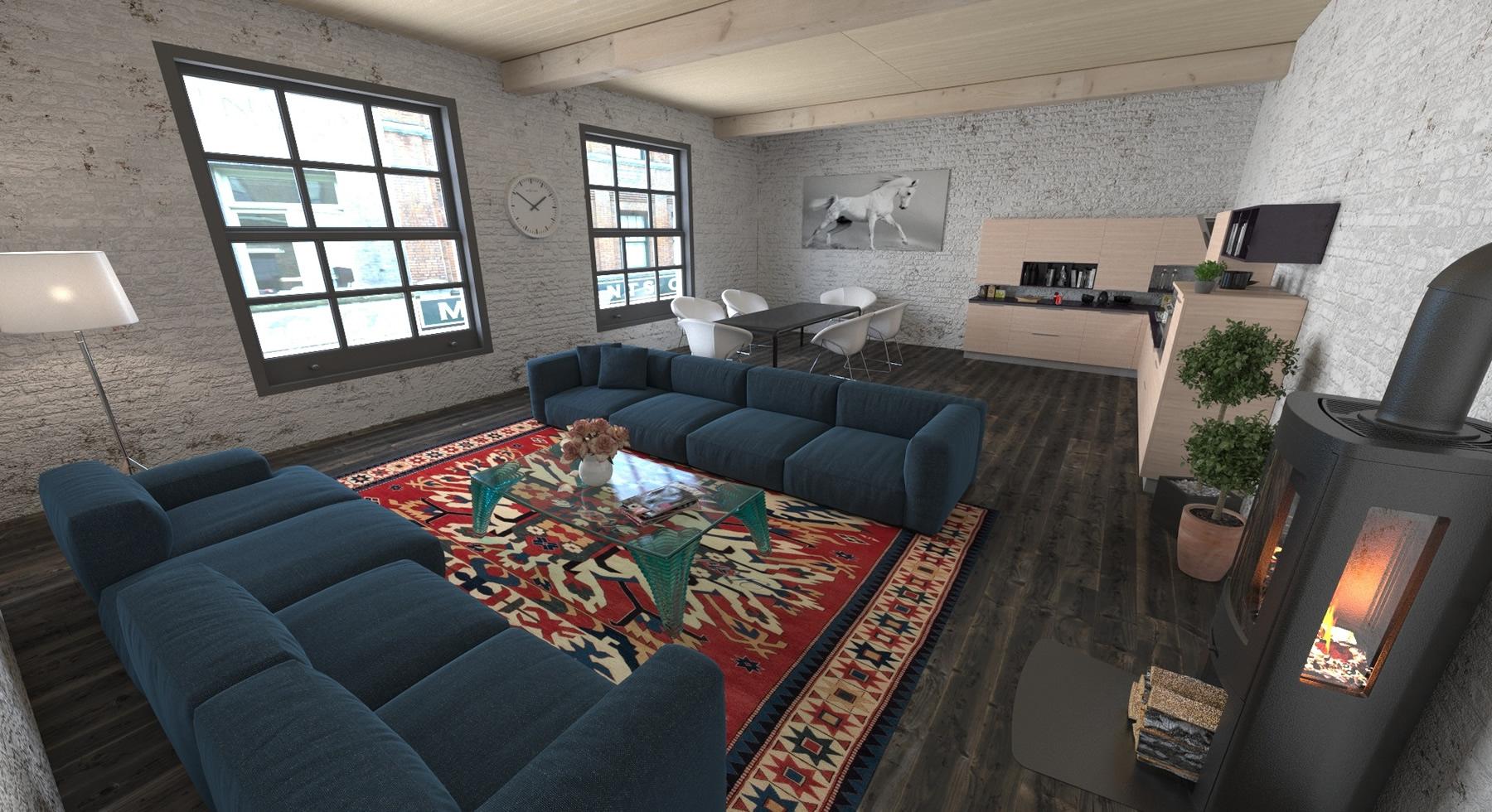 Wand-und Bodengestaltungen